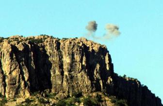 PKK askeri üs bölgelerine saldırdı!