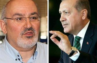 Erdoğan Aytaç'ın Gülen tweetini küfür olarak niteledi