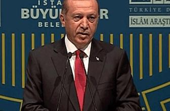 Erdoğan'dan flaş Gezi Parkı açıklaması inşa edeceğiz!