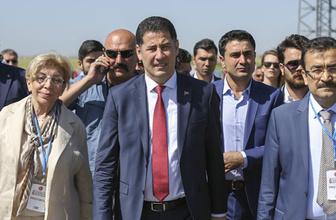MHP Kurultayı'ndan kareler yürüyerek geldi