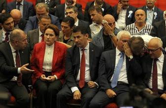 Meral Akşener'e tüzük şoku! Bizden sakladı