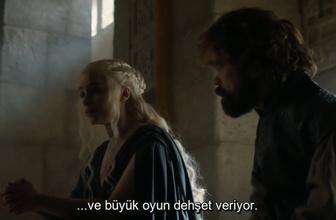 Game of Thrones 6. sezon 10. bölüm final fragmanı