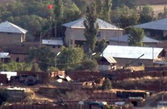 Şemdinli'de sınır bölüğüne havanlı saldırı!