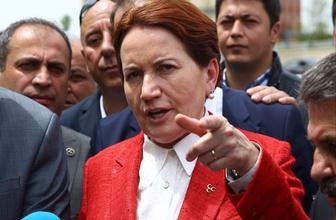 MHP'de kurultay krizi Meral Akşener YSK'ya gitti!