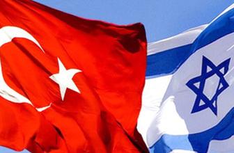 İsrail Türkiye anlaşması imzalar atıldı