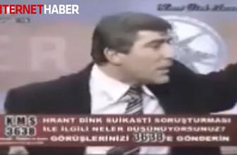 Hrant Dink 30 yıl önce demiş: Ermeni olarak utanıyorum!