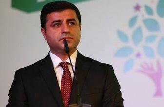 Demirtaş'tan Türkiye'yi kızdıracak 'soykırım' yorumu!