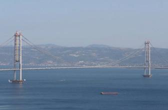 Osmangazi Köprüsü'nde açılış heyecanı!