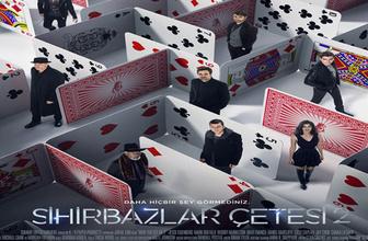 Sihirbazlar Çetesi 2 filmi fragmanı - Sinemalarda bu hafta