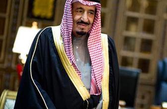 Suudi Kralı bir aylık tatile çıkıyor!