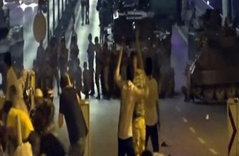 Boğaz Köprüsü'nde askerler vatandaşlara böyle ateş açtı