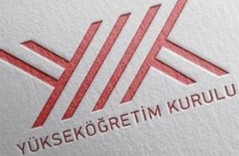 YÖK dekanların istifasını kabul etti 4 rektörü açığa aldı!
