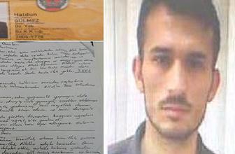 Cebinden şifreli dualar çıktı! Erdoğan'ı öldürmeye giderken...