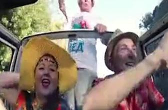 Rus turistlerin Türkiye tatilini 'ti'ye alan klip