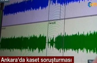 Ankara'da kaset operasyonu