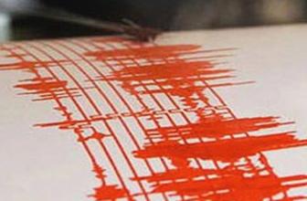 Son depremler Kırşehir sallandı şiddeti kaç?