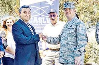 FETO ABD askeri üssüne okul açtı işte o fotoğraf