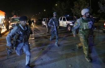 Kabil'de Amerikan Üniversitesi'ne saldırı en az 13 ölü!