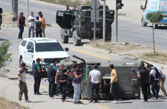 Asker ve polis araçları çarpıştı şehit ve yaralılar var
