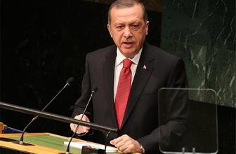 Erdoğan, Mülteciler zirvesinde konuştu