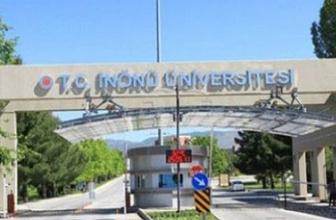 Malatya İnönü Üniversitesi'nde FETÖ operasyonu
