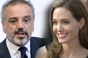 Sırrı Sakık ilk kez yayınladı! İşte Angelina-Brad çiftini ayıran fotoğraf