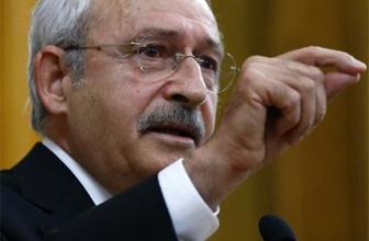 Kılıçdaroğlu: 'Bu dursun artık, 'Yeter' diyoruz artık'