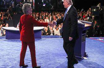 ABD'de başkanlık kapışmasında ilk raunt Clinton'ın