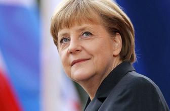 Angela Merkel Türkiye'yi örnek gösterdi!