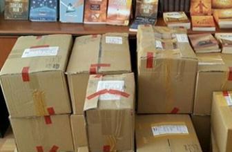 FETÖ'nün yayınları kütüphaneden kaldırıldı!