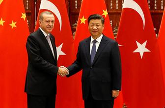 Cumhurbaşkanı Erdoğan'dan Çin televizyonuna çarpıcı açıklama