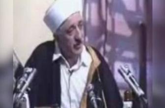Fetullah Gülen: Cebrail perdeyi sıyırmış aradan...