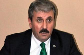 Destici'den CHP'ye 14 bin PKK'lı öğretmen tepkisi
