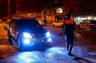 Ankara'da 3 bin polisle operasyon!