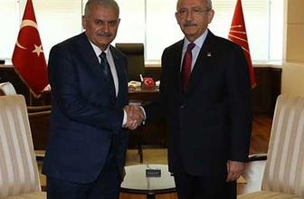 Başbakan, Kılıçdaroğlu'nu tebrik etti!