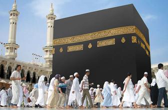 Hac izni olmayan yüzbinler Mekke'ye giremedi