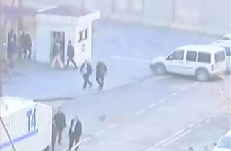 Gaziantep saldırısı çatışma anı görüntüleri