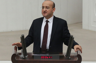 Akdoğan'dan CHP'ye rejim eleştirisi!