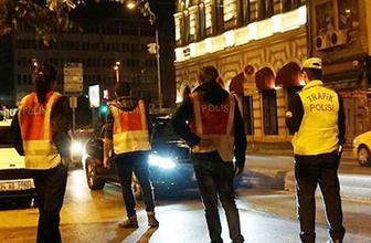 İstanbul'da 5 bin polis huzur operasyonunda