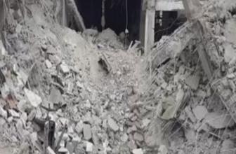 İdlib'e hava saldırısı: Çok sayıda sivil hayatını kaybetti