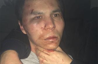 Reina saldırganı Abdulkadir Masharipov'un yakalanış anı