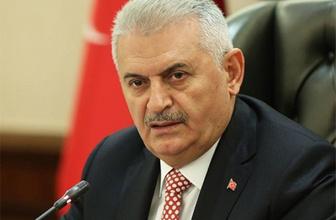 Başbakan Yıldırım'dan referandum cevabı!