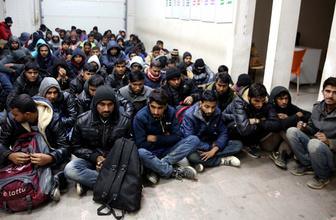 Yunan polisi Türkiye sınırında dehşet saçtı