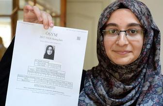Sınav şoku yaşayan astım hastası kız bakın şimdi ne okuyor
