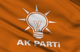 AK Partili isim süre verdi 2017 sonuna kadar...