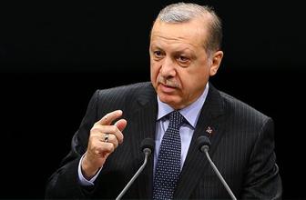 Cumhurbaşkanı Erdoğan'dan vize kriziyle ilgili açıklama
