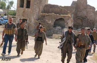 Son dakika! PKK'lılar Kerkük'e indi! Türkmenler tedirgin...