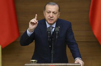 Erdoğan'dan Barzani'ye Kerkük tepkisi! Sen hangi hakla...