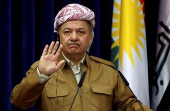 """Barzani'yle görüşmek için """"referandumu iptal et"""" şartı"""