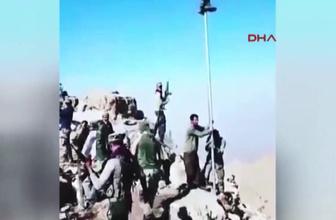 İşte Kuzey Irak'taki operasyona katılan Mehmetçik